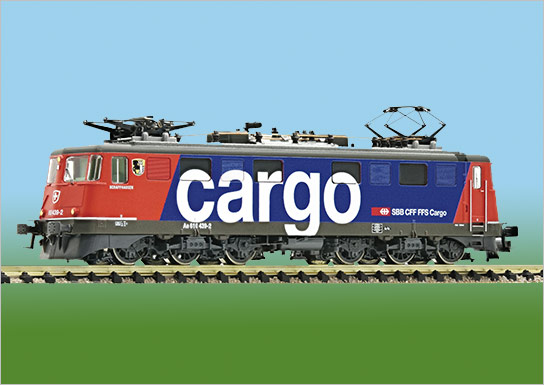 Ae 610 SBB Cargo