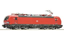 Elektrolokomotive 193 398-5, DB AG