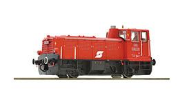 Diesellokomotive Rh 2062, ÖBB